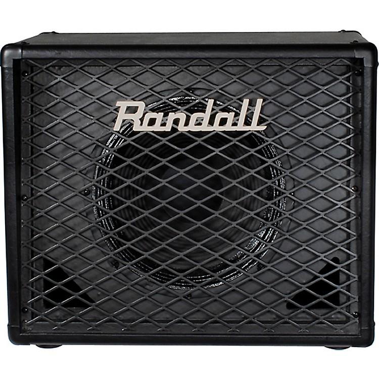 RandallRD112-D Diavlo 1x12 Angled Guitar Speaker CabinetBlack