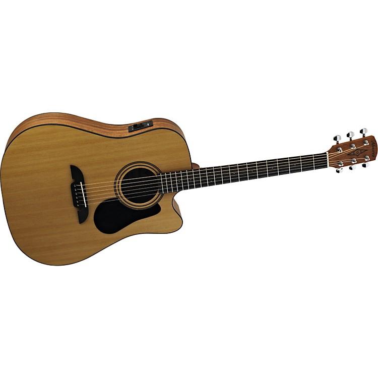 AlvarezRD12CE Regent Series Dreadnought Acoustic-Electric Cutaway Guitar