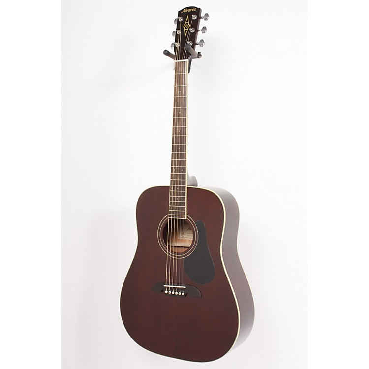 Alvarez RD16 Regent Series Dreadnought Acoustic Guitar Brown 886830569203