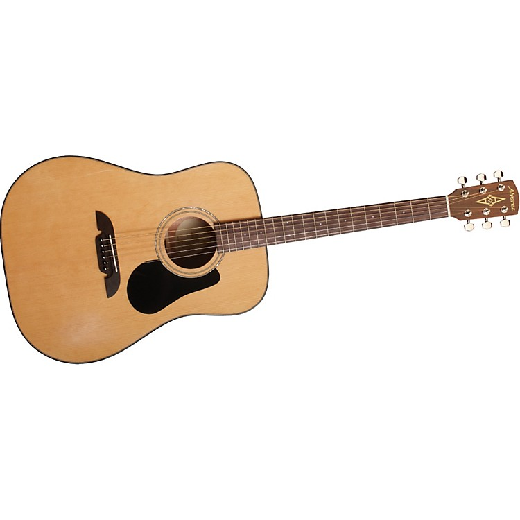 Alvarez RD16 Regent Series Dreadnought Acoustic Guitar Natural Dreadnought