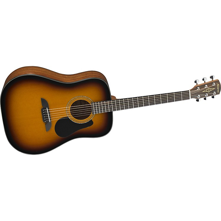 Alvarez RD16 Regent Series Dreadnought Acoustic Guitar Sunburst Dreadnought