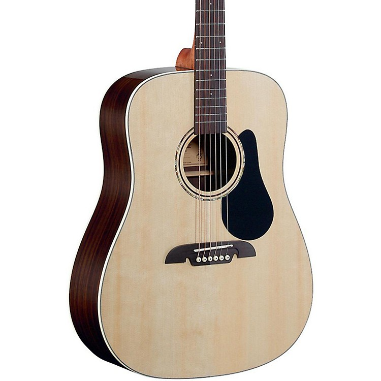 AlvarezRD27 Dreadnought Acoustic GuitarNatural