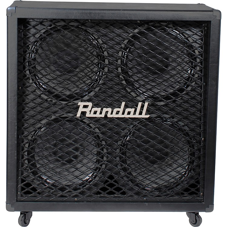 RandallRD412-D Diavlo 4x12 Angled Guitar CabBlack