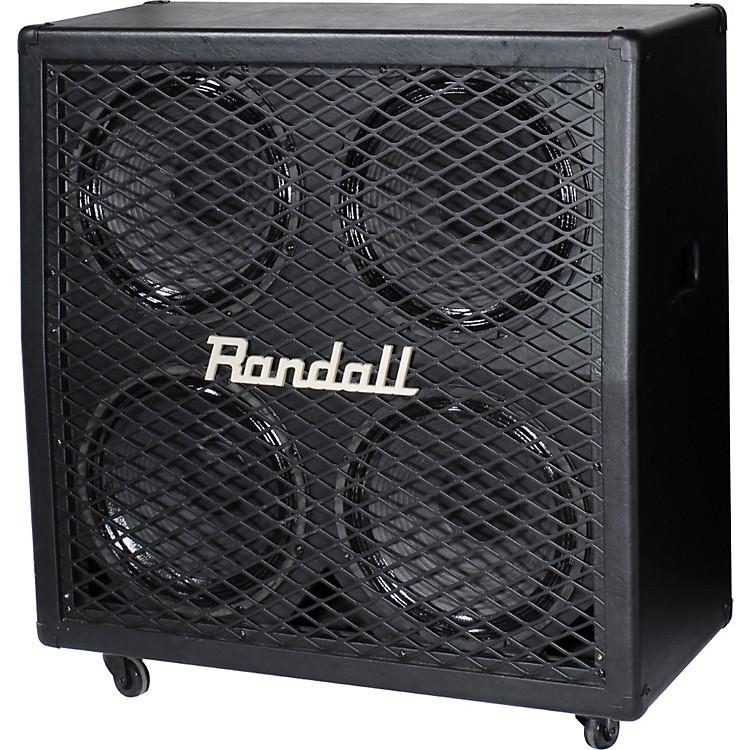 RandallRD412A-D 4x12 Slant Guitar CabBack
