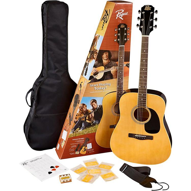 RogueRD80PK Dreadnought Acoustic Guitar Pack