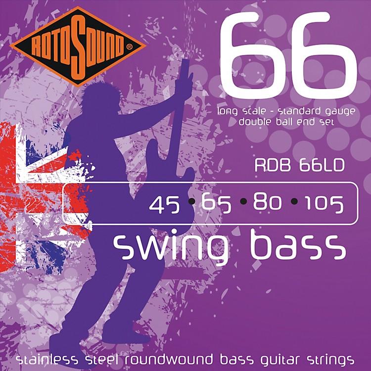 RotosoundRDB66LD Double Ball End Bass Strings