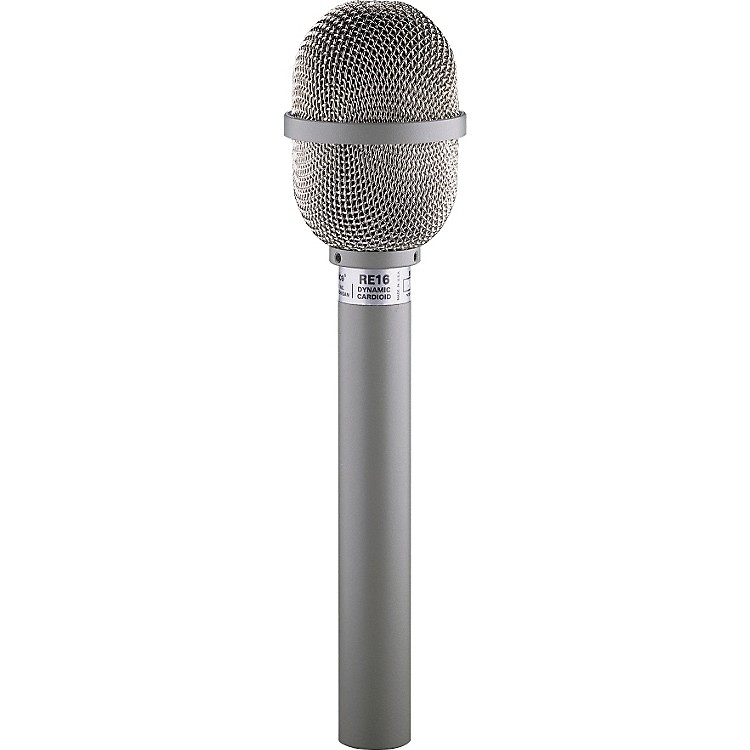 Electro-VoiceRE16 Supercardioid Handheld Dynamic Microphone