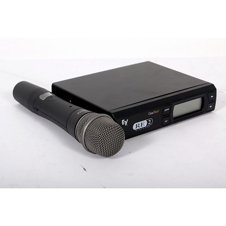 Electro-Voice RE2-410 Wireless System with RE410 Handheld Microphone  888365791098