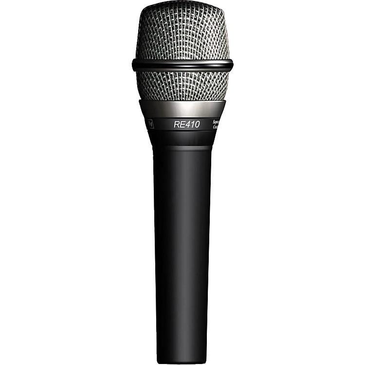 Electro-VoiceRE410 Handheld Condenser Cardioid Vocal Microphone