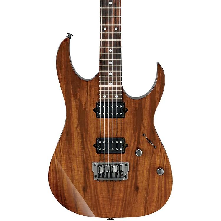 IbanezRG Prestige Series RG652KFX Electric GuitarKoa Brown