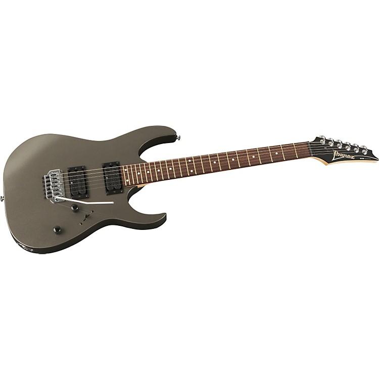 ibanez rg120 electric guitar metallic grey music123. Black Bedroom Furniture Sets. Home Design Ideas