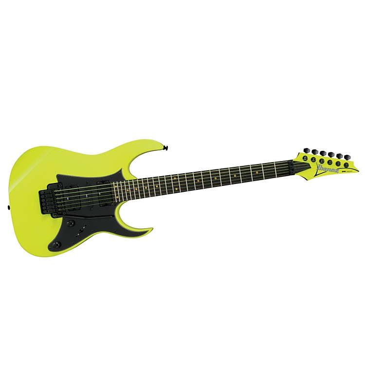 Ibanez RG2XXV 25th Anniversary Electric Guitar Fluorescent Yellow