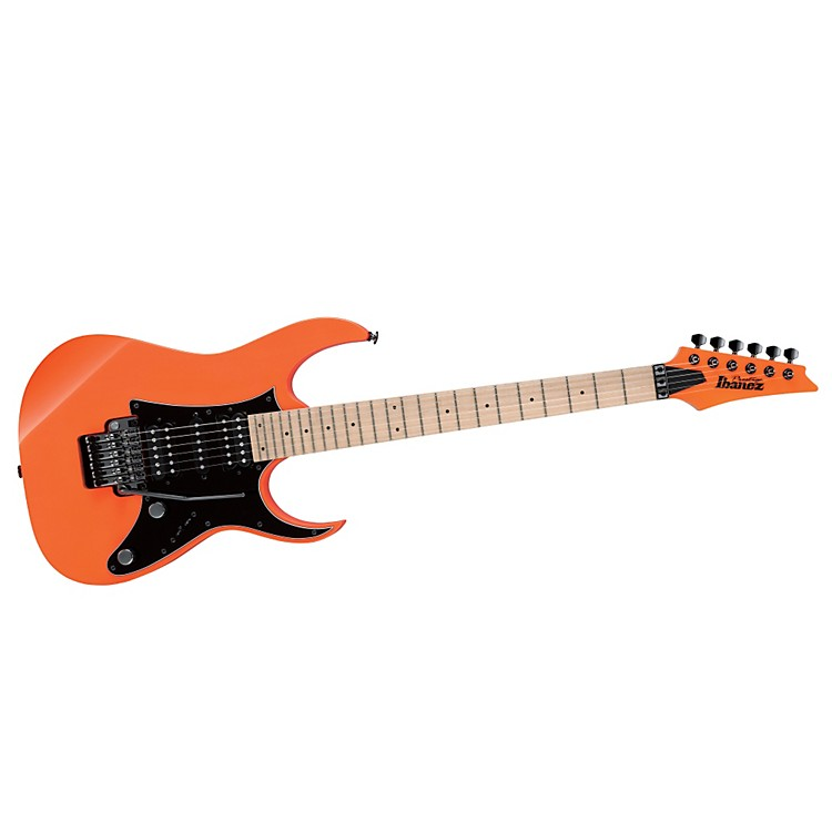 IbanezRG3250MZ Prestige Electric GuitarFlourescent Orange