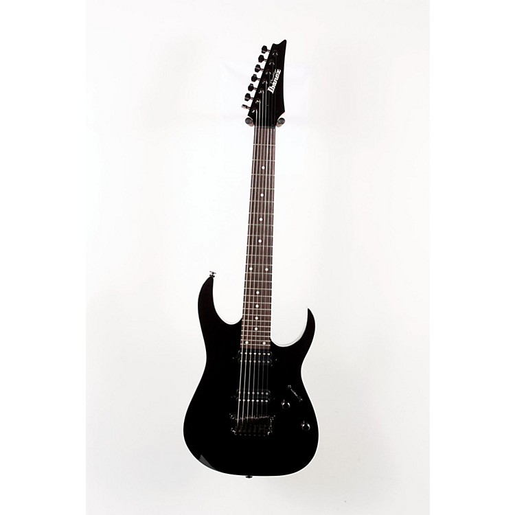 Ibanez RG752FX Prestige RG Series 7 String Electric Guitar Subterranean Purple Metallic 888365048444
