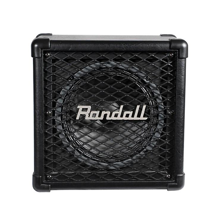 RandallRG8 35W 1x8 Guitar Speaker CabinetBlack