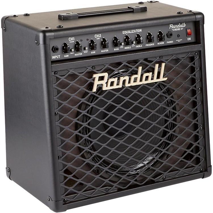 RandallRG80 80W 1x12 Guitar ComboBlack