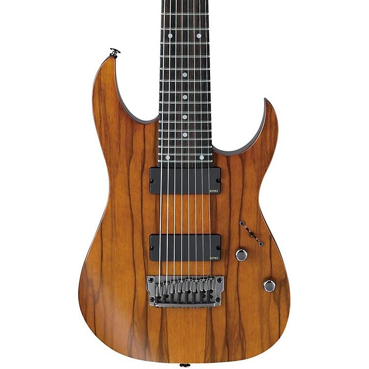 IbanezRG852LW Prestige RG Series 8 String Electric GuitarHazelnut Ale Brown
