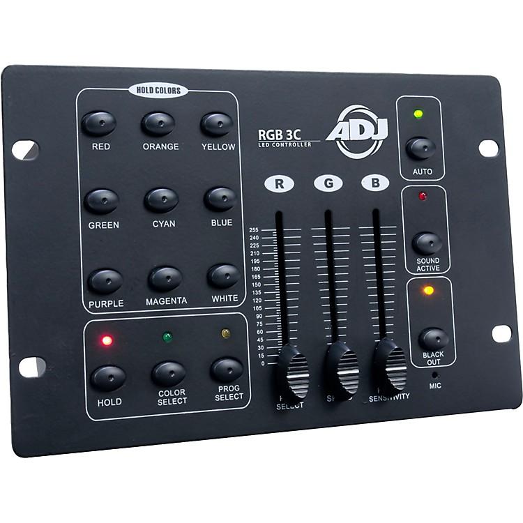 American DJRGB 3C DMX LED Lighting Controller