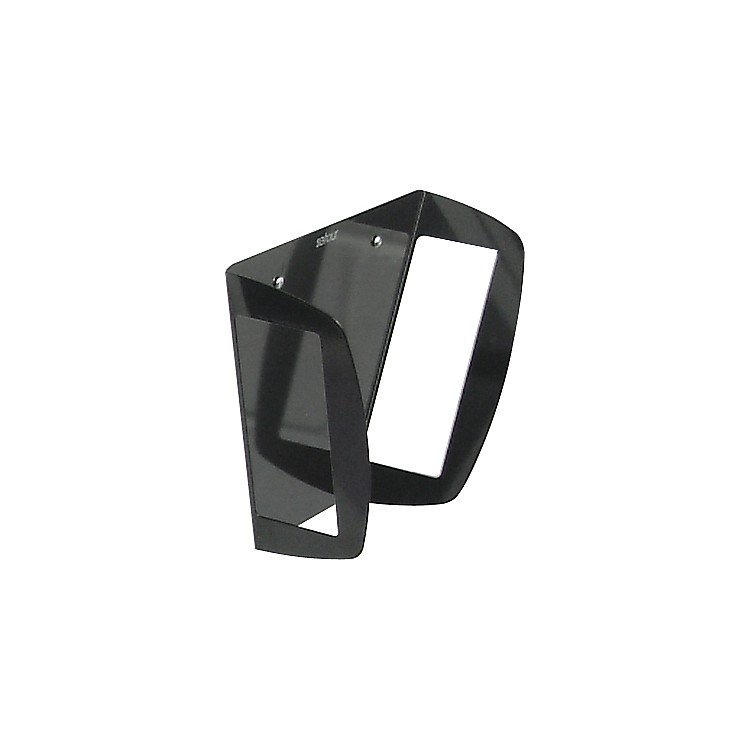 Sefour RH008 Vinyl Set Holder Black Pair