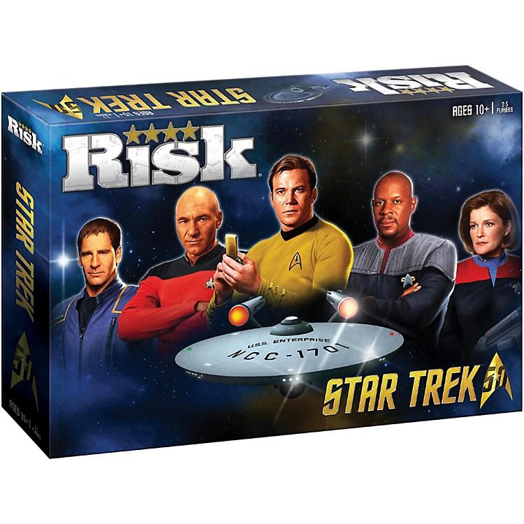 USAOPOLYRISK: Star Trek 50th Anniversary Edition