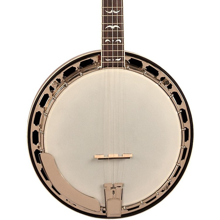 Recording KingRK-R36 Madison Select Mahogany Resonator Banjo