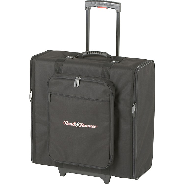 Road RunnerRKPRC4W Rack Porter BagBlack4 Space