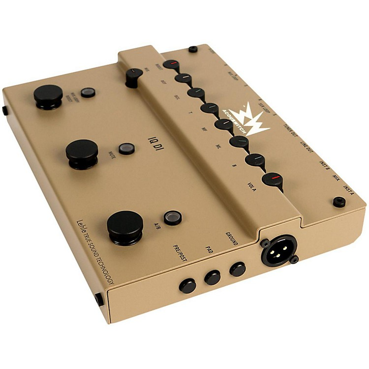 LehleRMI Acouswitch IQ DI--Pro Equipment Pedal