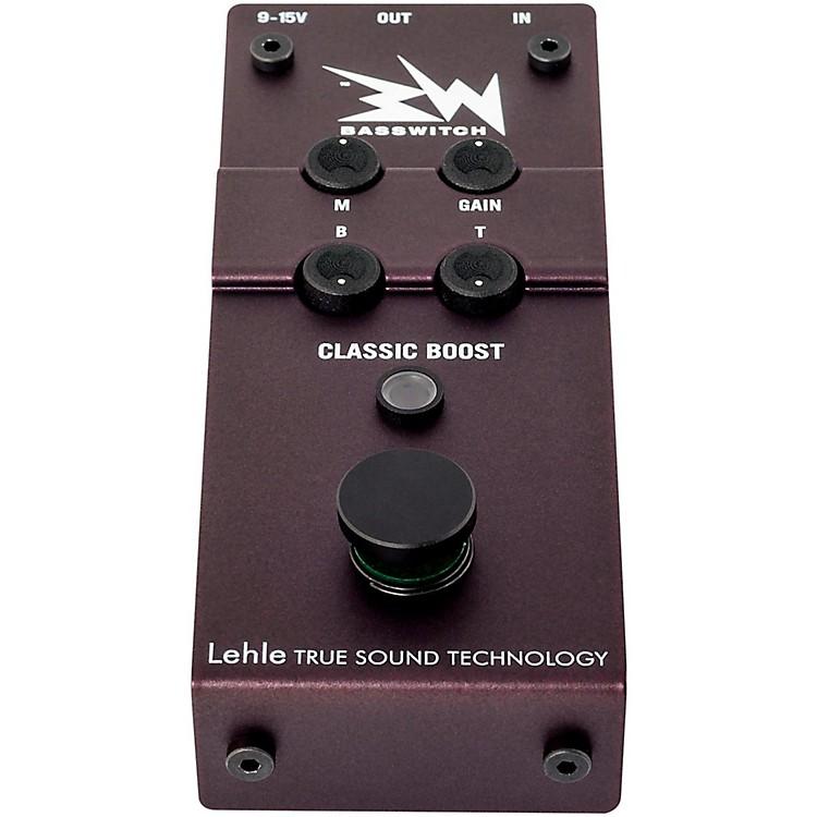 LehleRMI Basswitch Classic Boost-Pro Equipment Pedal