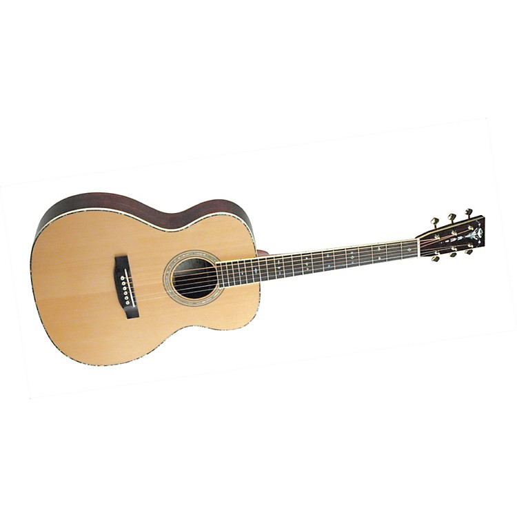 Recording KingRO-227 All Solid Wood Orchestra Acoustic Guitar