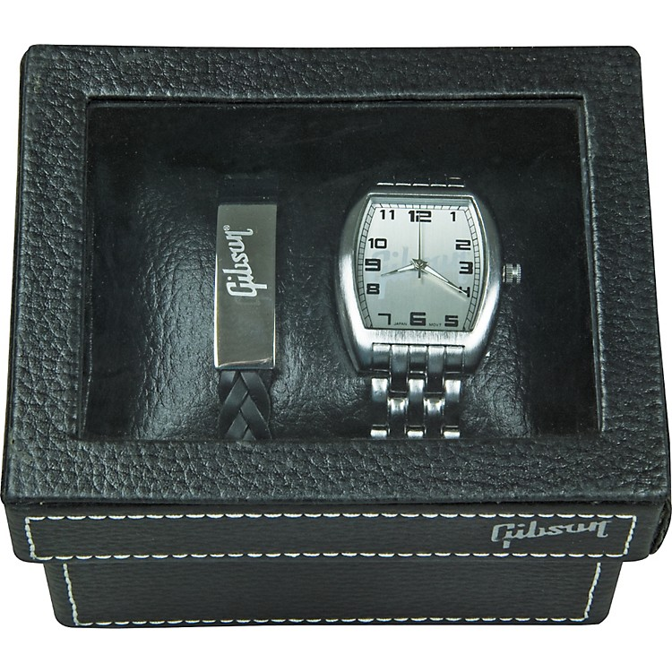 Gibson ROCK SET Watch and Bracelet Set Mens