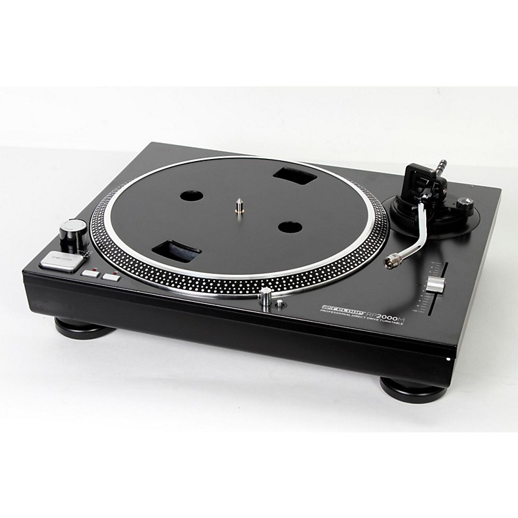 ReloopRP 2000 M Quartz Driven Turntable888365614076