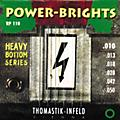 RP110 Power-Brights Heavy Bottom Medium-Light Electric Guitar Strings
