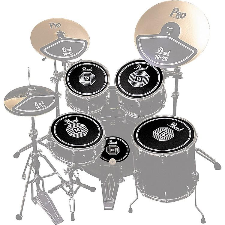 PearlRP50 Rubber Disk Set