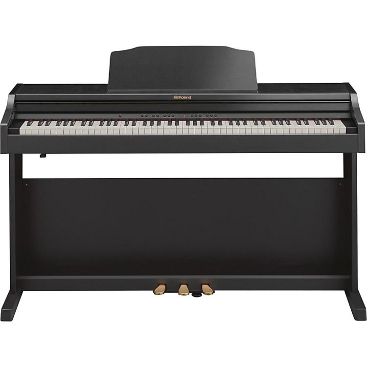 RolandRP501R Digital Home Piano with Bench Contemporary Black