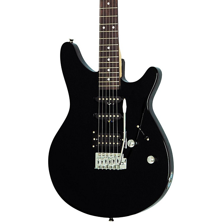 Rogue RR100 Rocketeer Electric Guitar Black