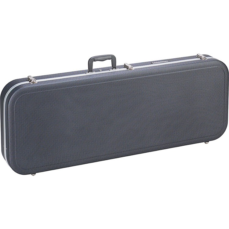 Road Runner RRMEGGL Graphite Looking Electric Guitar Case Gray ABS Molded