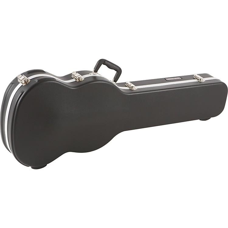 Road RunnerRRMESG ABS Molded Double Cutaway Guitar Case