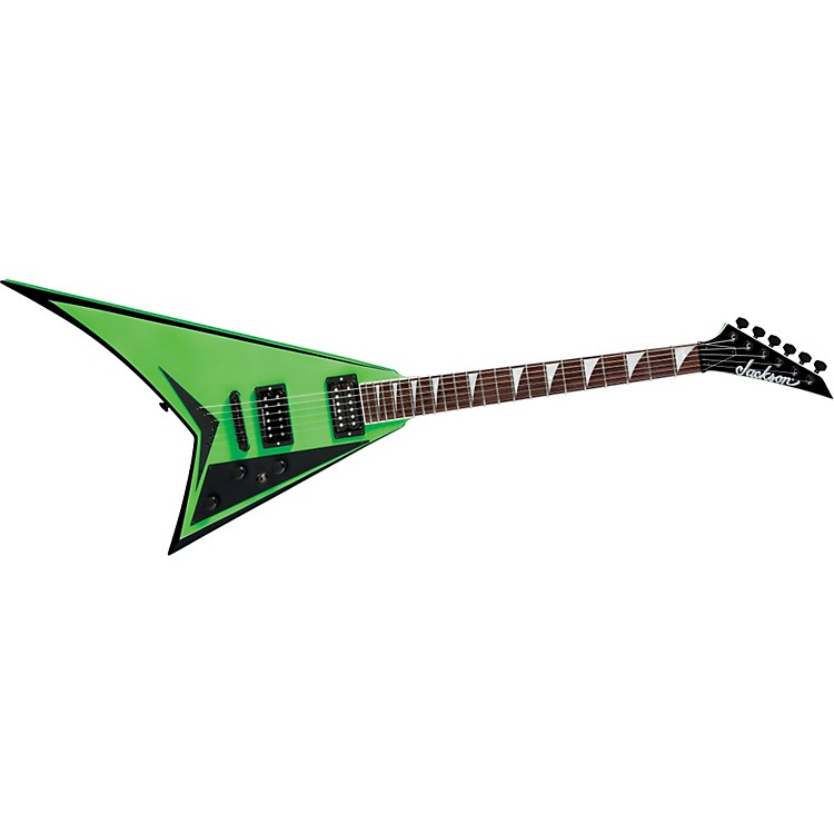Jackson RRXT Rhoads X Series Electric Guitar Kawasabi Green with Black Bevels