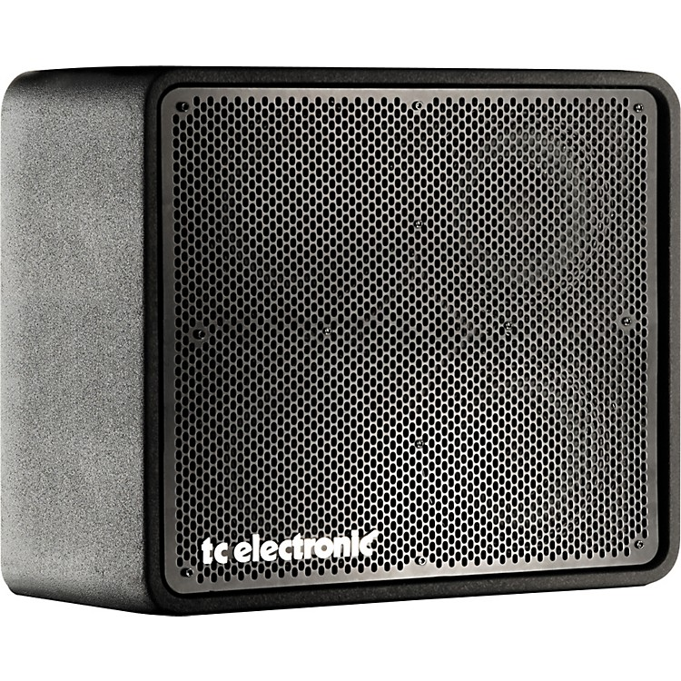 TC ElectronicRS410 600W 4x10 Vertical Stacking Bass Speaker CabinetBlack8 Ohm