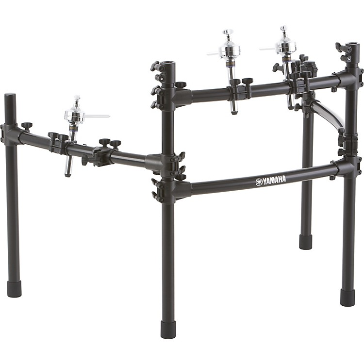 YamahaRS700 Electronic Drum Set Assembled Rack System