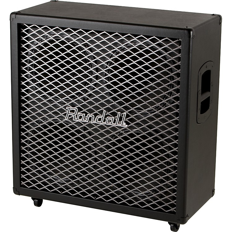 RandallRT Series RT412CX 100W 4x12 Guitar Speaker Cabinet