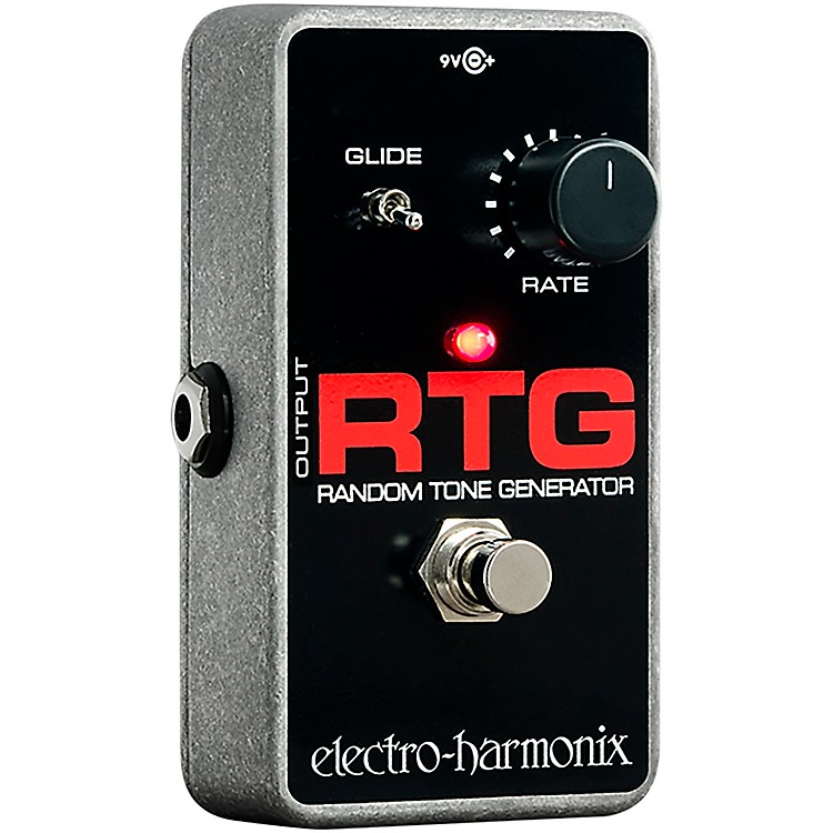 Electro-HarmonixRTG Random Tone Generator Guitar Effects Pedal