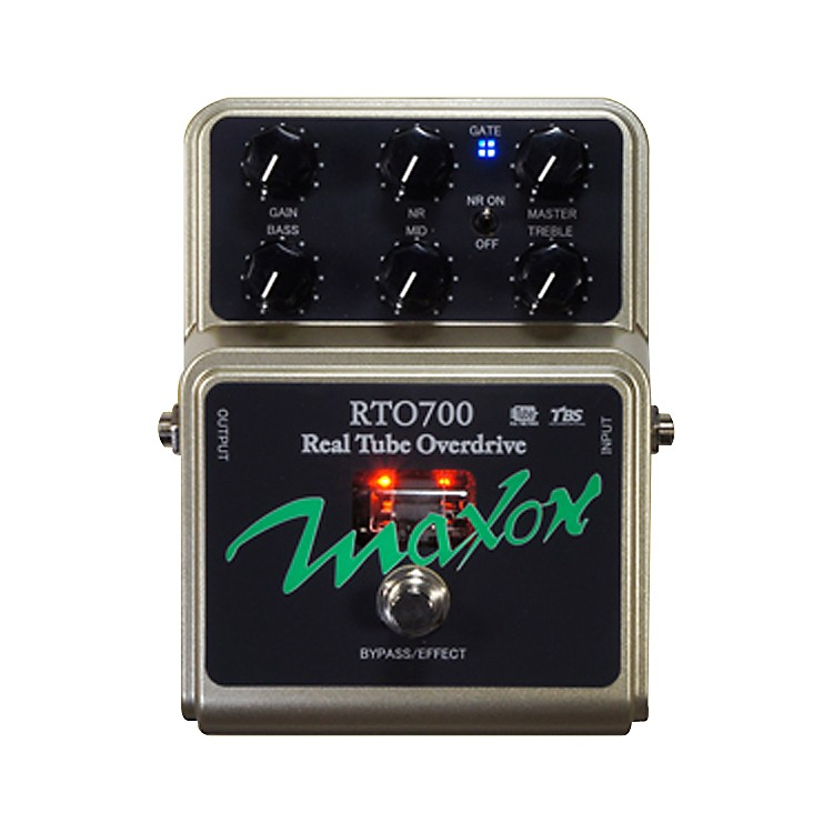 MaxonRTO700 Real Tube Overdrive Guitar Effects Pedal