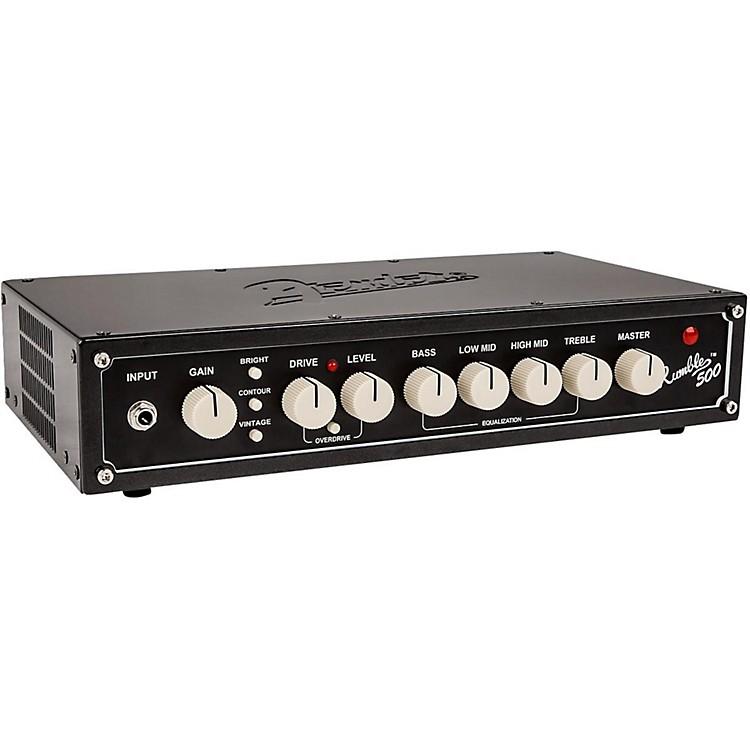 FenderRUMBLE 500W Bass Amp Head