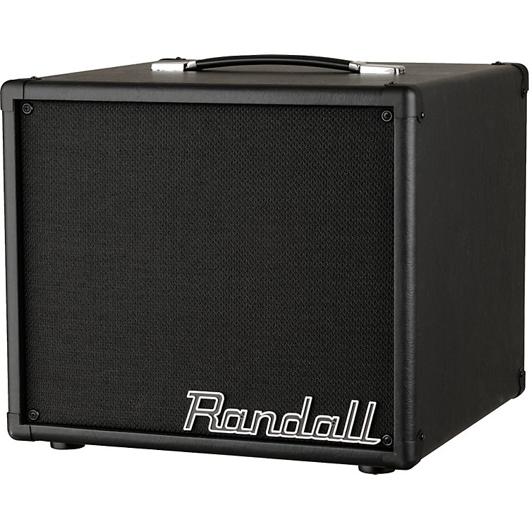 Randall RV Series RV112GC 25W 1x12 Guitar Speaker Cabinet Black