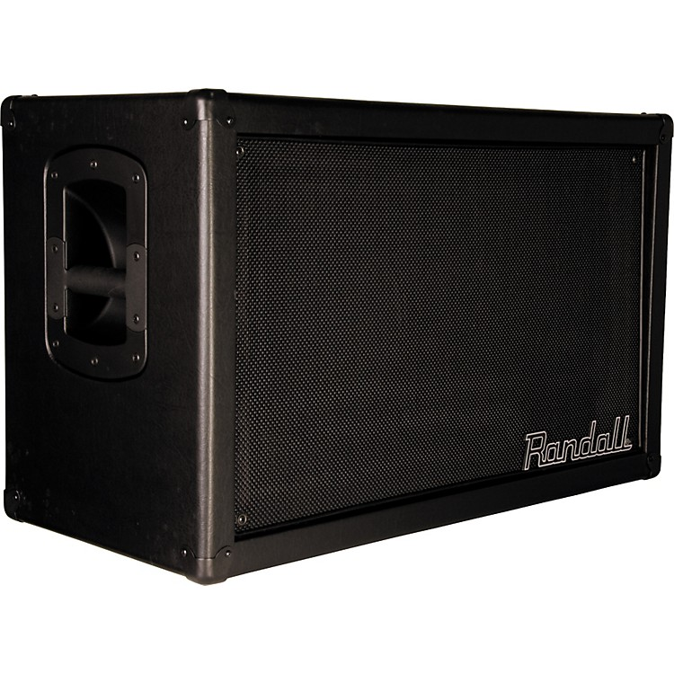 Randall RV Series RV212 120W 2x12 Guitar Speaker Cabinet Black