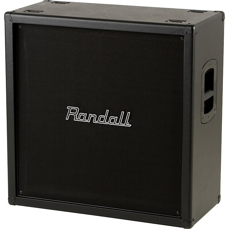 Randall RV Series RV412 270W 4x12 Guitar Speaker Cabinet Black