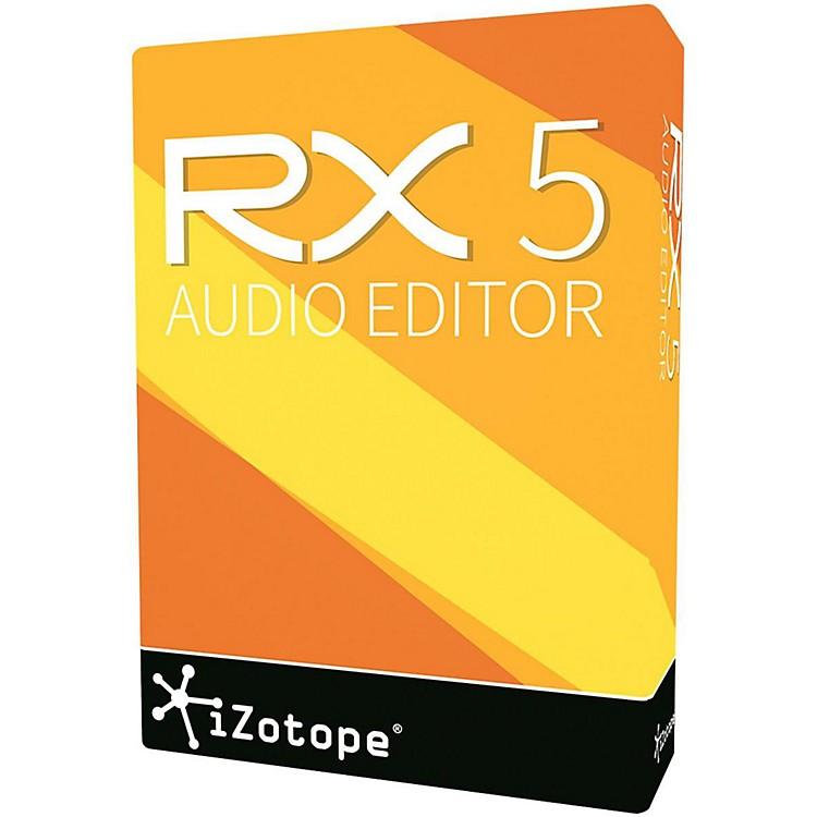 iZotopeRX 5 Audio Repair & Enhancement Boxed