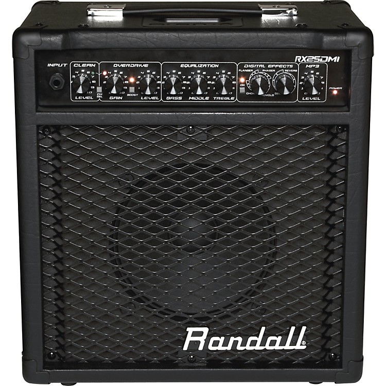 RandallRX Series RX25DMI 25W 1x10 Guitar Combo Amp