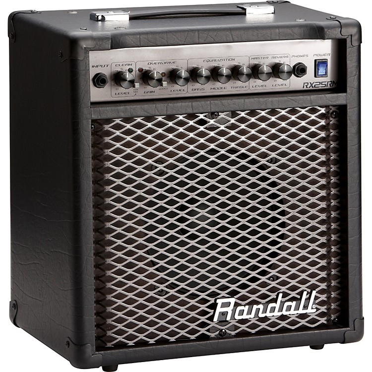 Randall RX Series RX25RM 25W 1x8 Guitar Combo Amp